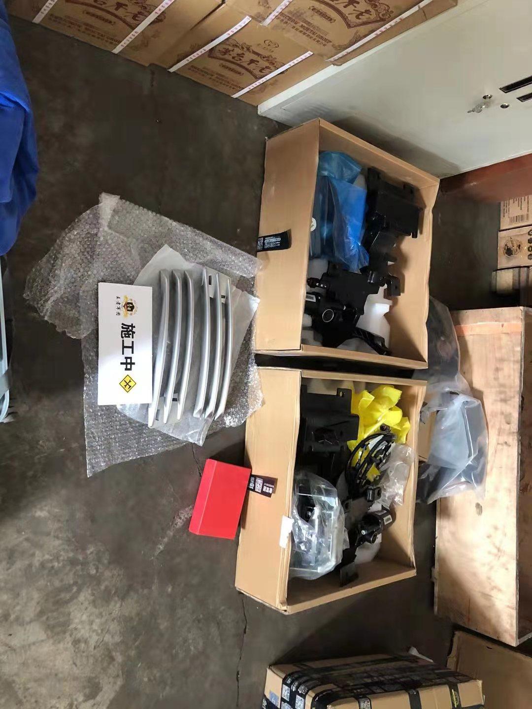 长治市施工21款行政电动踏板、创世进气
