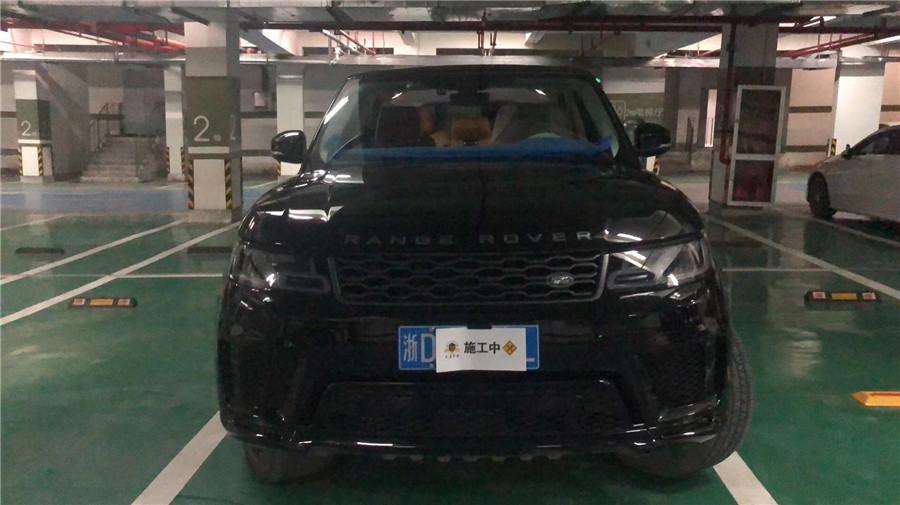杭州路虎揽胜改装