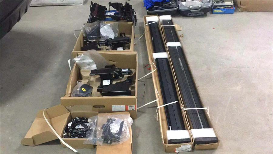 乌鲁木齐路虎改装电动踏板等配置