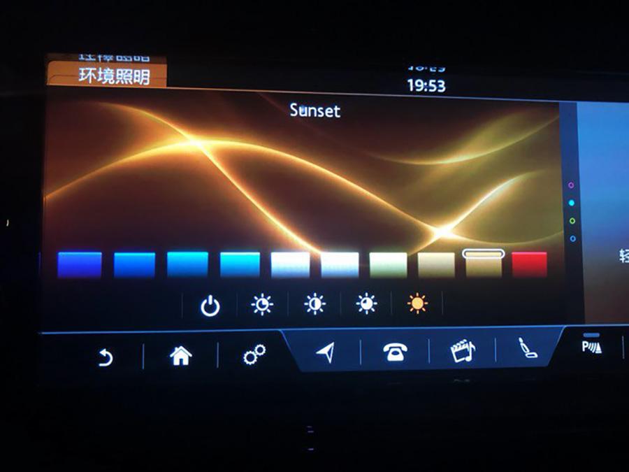 为什么要改装发现5氛围灯?